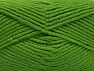 Fiber Content 100% Acrylic, Brand ICE, Green, Yarn Thickness 5 Bulky  Chunky, Craft, Rug, fnt2-60933