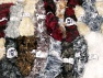 Smooth Fur This mixed lot includes a total of 2000 gr (70.5 oz.) yarn. There is no standard for ball weight. Also disregard any information on the labels. You will get what you see in the photo. Περιεχόμενο ίνας 100% Πολυαμίδη, Brand ICE, fnt2-61057