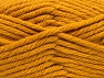 Fiber Content 100% Acrylic, Brand ICE, Gold, Yarn Thickness 6 SuperBulky  Bulky, Roving, fnt2-61090