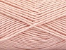 Fiber Content 60% Bamboo, 40% Polyamide, Powder Pink, Brand ICE, Yarn Thickness 2 Fine  Sport, Baby, fnt2-61331
