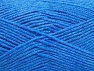 Fiber Content 60% Bamboo, 40% Polyamide, Brand ICE, Blue, Yarn Thickness 2 Fine  Sport, Baby, fnt2-61335