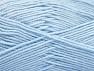 Fiber Content 60% Bamboo, 40% Polyamide, Brand ICE, Baby Blue, Yarn Thickness 2 Fine  Sport, Baby, fnt2-61339