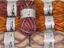 Sock Yarns  Contenido de fibra 75% Superwash Wool, 25% Poliamida, Brand ICE, fnt2-61449