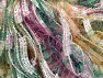 Fiber Content 50% Polyester, 50% Polyamide, White, Brand ICE, Green, Gold, Fuchsia, fnt2-62092