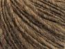 Contenido de fibra 55% Acrílico, 45% Lana, Brand ICE, Brown Melange, fnt2-62517