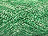 Contenido de fibra 60% Algodón, 28% Viscosa, 10% Poliamida, White, Brand ICE, Green, fnt2-62695