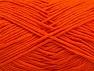 Fiber Content 50% Cotton, 50% Acrylic, Brand ICE, Dark Orange, fnt2-62738