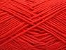 Contenido de fibra 50% Algodón, 50% Acrílico, Tomato Red, Brand ICE, Yarn Thickness 3 Light  DK, Light, Worsted, fnt2-62740