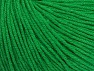 Fiber Content 60% Cotton, 40% Acrylic, Brand ICE, Green, fnt2-63003