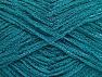 Contenido de fibra 50% Poliamida, 50% Acrílico, Teal, Brand ICE, fnt2-63024