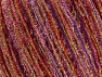 Fiber Content 50% Polyamide, 30% Acrylic, 20% Metallic Lurex, Lilac Shades, Brand ICE, Gold, Brown, fnt2-63049