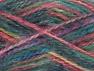 SuperBulky  Contenido de fibra 70% Acrílico, 30% Angora, Teal, Pink, Brand ICE, Green, Gold, Blue, fnt2-63139