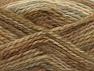 SuperBulky  Contenido de fibra 70% Acrílico, 30% Angora, Brand ICE, Cream, Camel, Beige, fnt2-63141
