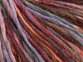 Magic Wool Worsted Copper, Lilac, Salmon, Brown