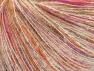 Contenido de fibra 35% Kid Mohair, 35% Poliamida, 30% Acrílico, White, Orange, Lilac, Brand ICE, fnt2-63287