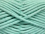 Fiberinnehåll 60% Polyamid, 40% Bomull, Mint Green, Brand ICE, Yarn Thickness 6 SuperBulky  Bulky, Roving, fnt2-63432