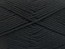 Fiberinnehåll 50% SuperFine Nylon, 50% SuperFine Acrylic, Brand ICE, Black, fnt2-63460
