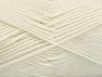 Fiberinnehåll 50% SuperFine Acrylic, 50% SuperFine Nylon, Brand ICE, Ecru, fnt2-63462