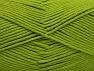Fiberinnehåll 50% SuperFine Acrylic, 50% SuperFine Nylon, Brand ICE, Green, fnt2-63465