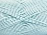 Fiberinnehåll 50% SuperFine Nylon, 50% SuperFine Acrylic, Light Blue, Brand ICE, fnt2-63467