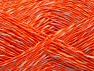Fiber Content 40% Cotton, 40% Acrylic, 20% Viscose, Orange, Brand ICE, fnt2-63474