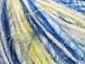 Vezelgehalte 60% Acryl, 40% Polyamide, Yellow, White, Brand ICE, Blue, Yarn Thickness 5 Bulky  Chunky, Craft, Rug, fnt2-63508