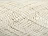 Fiber Content 60% Cotton, 28% Viscose, 10% Polyamide, White, Brand ICE, fnt2-63551