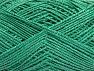 Περιεχόμενο ίνας 60% Βαμβάκι, 28% Βισκόζη, 10% Πολυαμίδη, Brand ICE, Emerald Green, fnt2-63564
