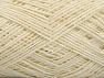 Fiber Content 60% Cotton, 28% Viscose, 10% Polyamide, Brand ICE, Ecru, fnt2-63566