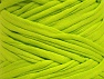 Make handbags,rugs,basket and cushion covers with this genius new-fashion yarn!<p>Since the yarn is made by upcycling fabrics, and because of the nature of the yarn; take the following notes into consideration. </p><ul><li>Fiber content information may vary. Information given about fiber content is approximate. </li><li>The yardage and weight information of the yarn is approximate. </li></ul> Fiber Content 95% Cotton, 5% Elastan, Neon Green, Brand ICE, fnt2-63573