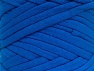 Make handbags,rugs,basket and cushion covers with this genius new-fashion yarn!<p>Since the yarn is made by upcycling fabrics, and because of the nature of the yarn; take the following notes into consideration. </p><ul><li>Fiber content information may vary. Information given about fiber content is approximate. </li><li>The yardage and weight information of the yarn is approximate. </li></ul> Fiber Content 95% Cotton, 5% Elastan, Brand ICE, Blue, fnt2-63578