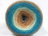 Fiber Content 60% Premium Acrylic, 20% Wool, 20% Mohair, Turquoise, Brand ICE, Cream, Camel, Brown, Yarn Thickness 2 Fine  Sport, Baby, fnt2-63714