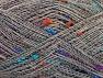 Fiber Content 40% Acrylic, 30% Polyamide, 30% Wool, Brand ICE, Grey, fnt2-63964