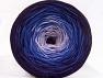 Vezelgehalte 50% Acryl, 50% Katoen, Lilac, Lavender, Brand ICE, Dark Purple, fnt2-63999