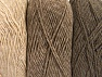 Fiber Content 90% Acrylic, 10% Polyester, Brand ICE, Cream, Camel, Beige, fnt2-64018