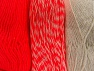 Fiberinnehåll 90% Akryl, 10% Polyester, Neon Pink, Brand ICE, Ecru, fnt2-64027