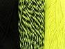 Fiber Content 90% Acrylic, 10% Polyester, Neon Yellow, Brand ICE, Black, fnt2-64028