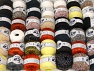 Fancy Yarns This mixed lot includes a total of 2000 gr (70.5 oz.) yarn. There is no standard for ball weight. Also disregard any information on the labels. You will get what you see in the photo. Brand ICE, fnt2-64084