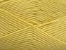 Contenido de fibra 52% De nylon, 48% Acrílico, Light Yellow, Brand ICE, fnt2-64139