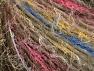 Fiber Content 45% Polyamide, 30% Wool, 25% Acrylic, Yellow, Pink, Khaki, Brand ICE, Blue, fnt2-64157
