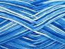 Fiberinnehåll 100% Bomull, Brand ICE, Blue Shades, fnt2-64167