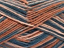 Fiber Content 100% Cotton, Indigo Blue, Brand ICE, Brown Shades, fnt2-64171