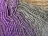 Fiber Content 70% Acrylic, 30% Wool, Lilac Shades, Brand ICE, Grey Shades, Beige, Yarn Thickness 3 Light  DK, Light, Worsted, fnt2-64213