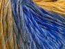 Fiber Content 70% Acrylic, 30% Wool, Brand ICE, Gold Shades, Blue, Yarn Thickness 3 Light  DK, Light, Worsted, fnt2-64218