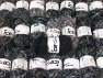 Eyelash Blends This mixed lot includes a total of 2000 gr (70.5 oz.) yarn. There is no standard for ball weight. Also disregard any information on the labels. You will get what you see in the photo. Brand ICE, fnt2-64370