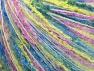 Fiberinnehåll 50% Polyamid, 30% Akryl, 20% Mohair, White, Pink, Light Green, Brand ICE, Blue, fnt2-64422