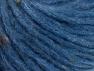 Fiber Content 88% Acrylic, 8% Polyamide, 4% Viscose, Brand ICE, Dark Blue, fnt2-64439