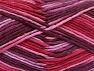 Fiberinnehåll 100% Bomull, Red, Pink Shades, Maroon, Brand ICE, fnt2-64453