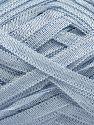 Contenido de fibra 60% Acrílico, 40% De nylon, Light Blue, Brand Ice Yarns, fnt2-70898