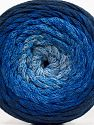 Please be advised that yarns are made of recycled cotton, and dye lot differences occur. Fiber Content 100% Cotton, Navy, Brand Ice Yarns, Blue Shades, fnt2-71152